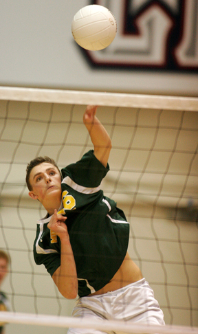 All-tournament selection Grant Chalmers helped Mira Costa to a third-place tie in the prestigious Best of the West tournament. Photo by Ray Vidal