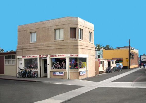 A fixture in the community since 1974, Hermosa Cyclery remains the voter's choice for Best Bike Shop.