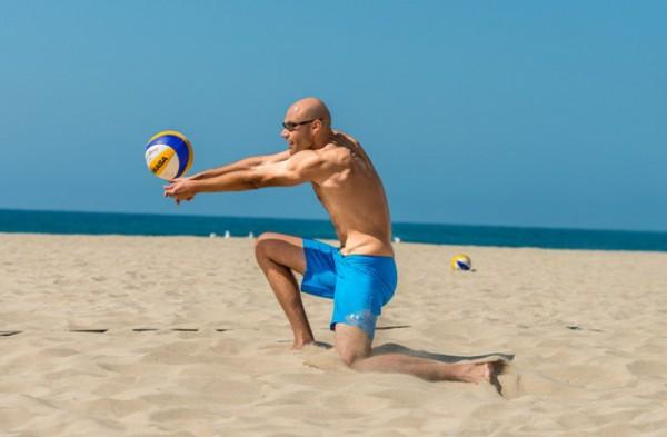 Phil Dalhausser Beach volleyball
