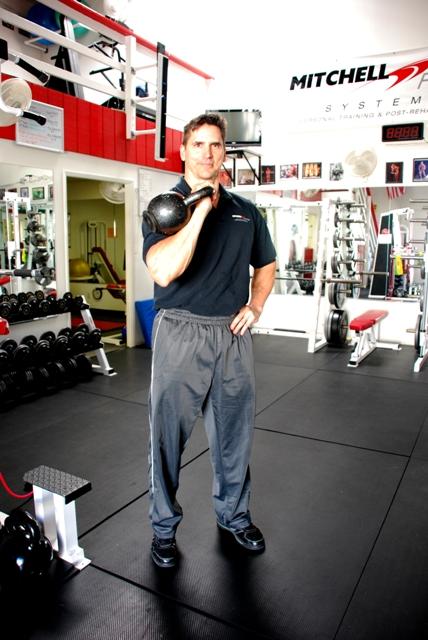 Best Personal Trainer: Trent Mitchell