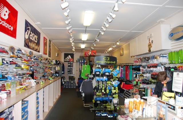 Best Sports Store: Village Runner