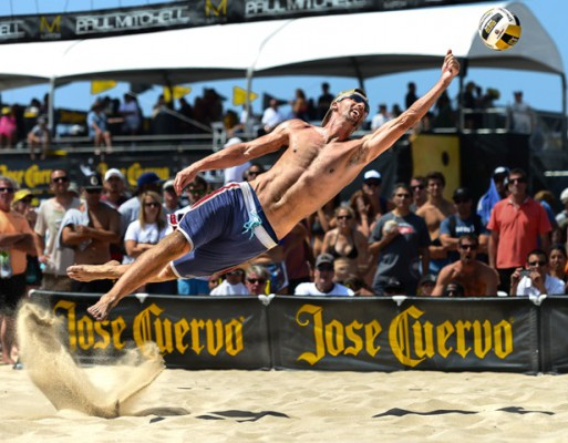 Sean Rosenthal Beach volleyball