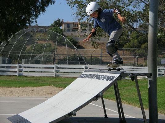 Photo courtesy of PCH Skate Camp