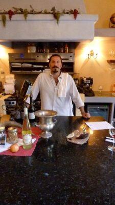 Demetria estate winemaker Alexi Zahoudanis is another Beach Cities transplant working in Los Olivos.