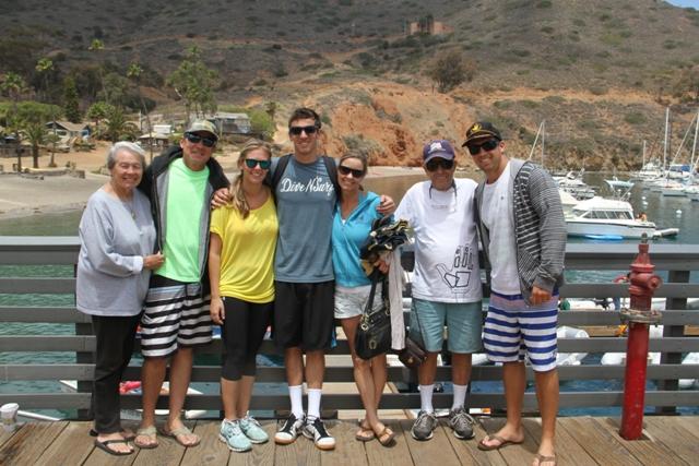 bob Meistrell family
