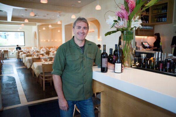 The Fess Parker Inn and Petros Hellenic Cuisine in Los Olivos. Photos by Richard Foss