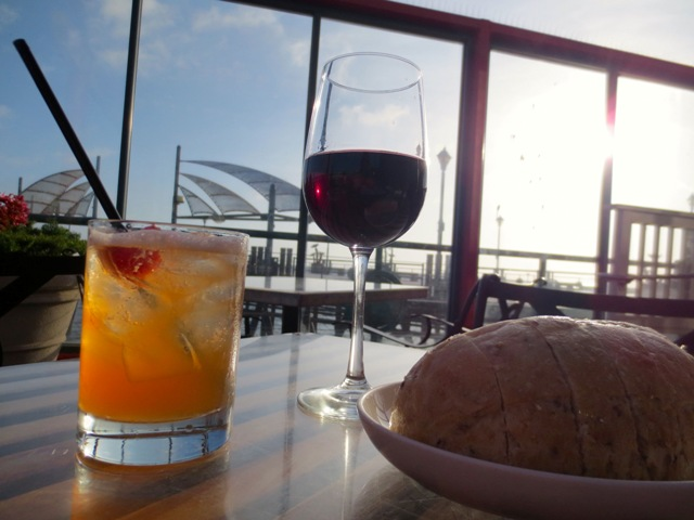 Happy Harbor Restaurant A La Carte Menu