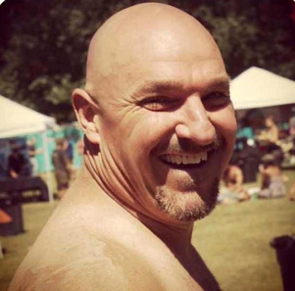 Michael Charles Giardino. Photo courtesy of Andrew Giardino
