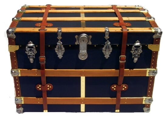 """Hingham,"" restored trunk by Randall Barbera"