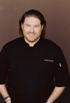 Chef David Lefevre