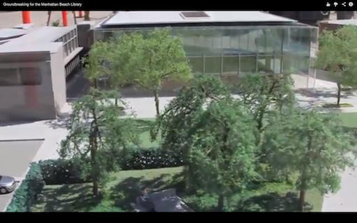 Ground broke for new Manhattan Beach Library [VIDEO]