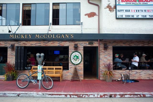Restaurant Review – Mickey McColgan's: an Irish pub, California-style
