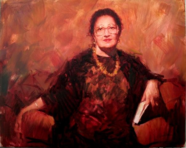 """Mother Nina,"" by Vadim Zanginian"