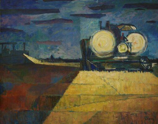 Artwork by György Kádár