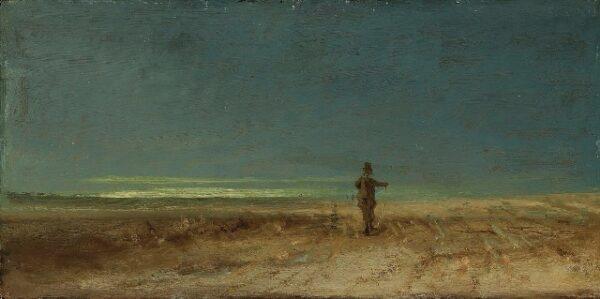 Landscape by Carl Spitzweg