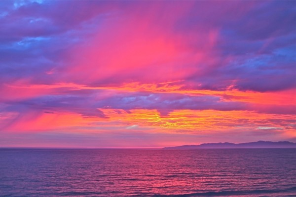 """Sunset."""