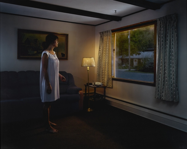 """""""Untitled"""" (2002), by Gregory Crewdson. The J. Paul Getty Museum, Los Angeles, Gift of Trish and Jan de Bont"""