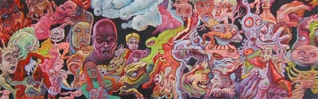 Artwork by Michael Chomick