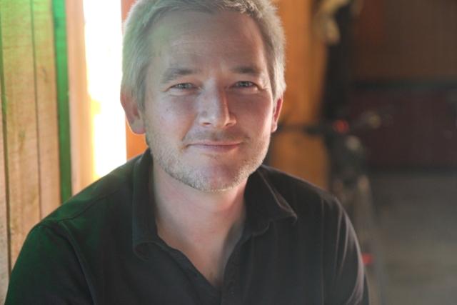Author James Westhoff, a Hermosa Beach resident. Photo by Alyssa Morin