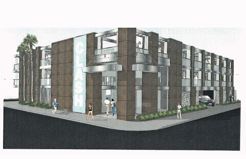 Raju Chabbria's 30-room in downtown Hermosa Beach is scheduled to open in 2016.