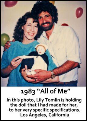 Levine Lily Tomlin