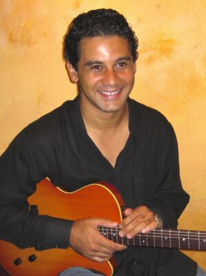 Guitarist Roberto Montero performs original music, as well as Brazilian and American standards, at 5 p.m. on Saturday in the HYPERIUMconservatory Recital Room, 655 Deep Valley Drive, Suite 120, Rolling Hills Estates. Suggested donation, $20. Limited seating. RSVP by calling (310) 378-1078 or by email to info@HYPERIUMmusic.com