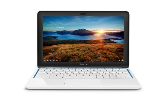 If all goes according to plan, every third through twelfth grader in Redondo Beach will have a Chromebook by the fall. Photo from Google