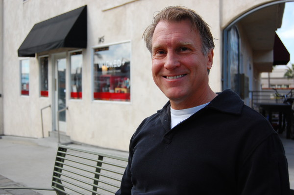 Manhattan Beach resident Don Kinsey, 51, is the new chairman of Heal the Bay. Photo by Esther Kang