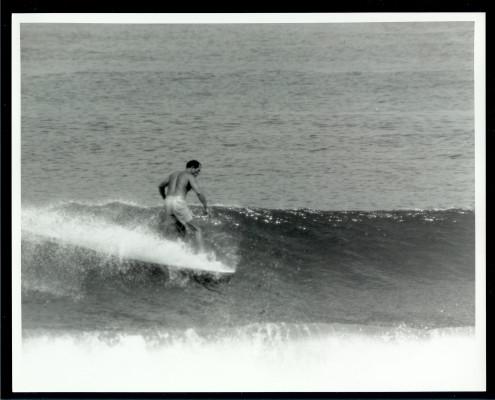 McFarlane at Torrance Beach, July 1964