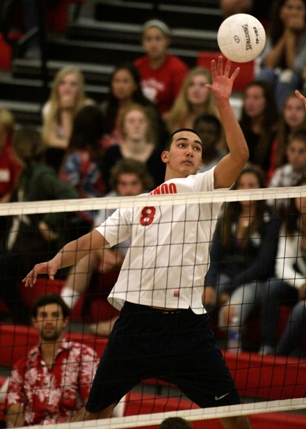 Long Beach State-bound Vinny Pizzuti was an all-tournament selection for the Redondo Union Sea Hawks. Photo by Ray Vidal