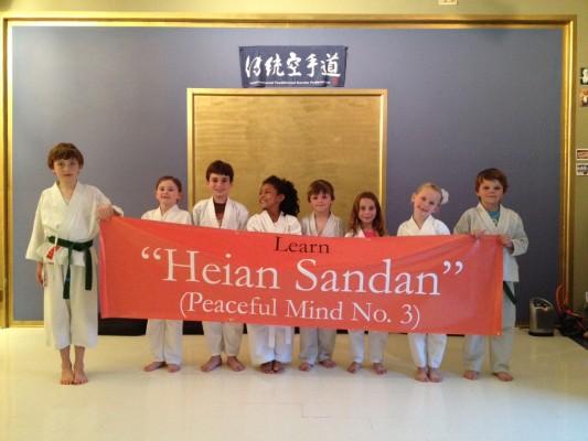 Courtesy of Manhattan Beach Karate & Yoga