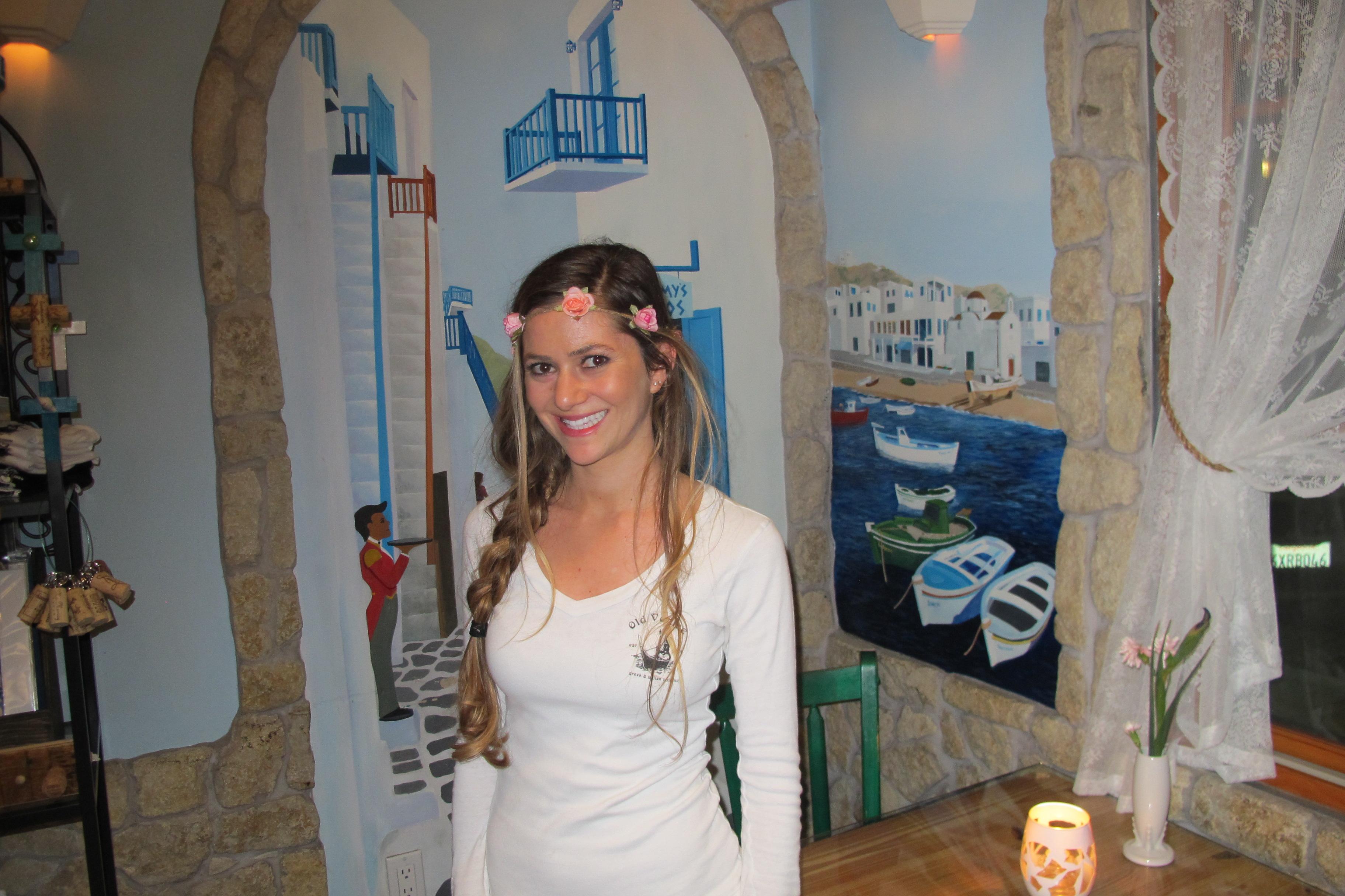Natalie at Old Venice: Best Server (female)