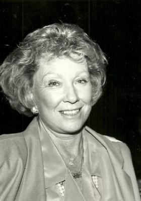 Arliene Otis Hillinger, February 21, 1928 - February 23, 2014.