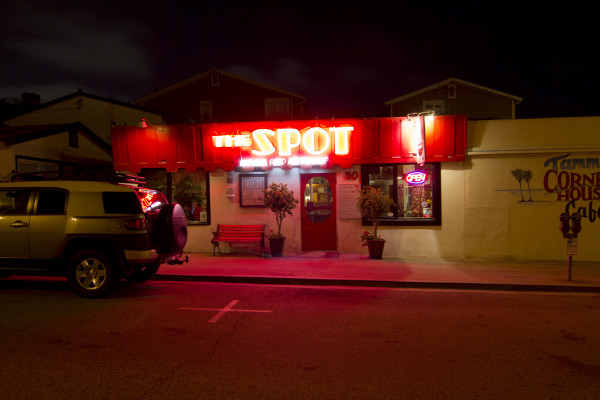 The Spot. Photo by Brad Jacobson (CivicCouch.com)