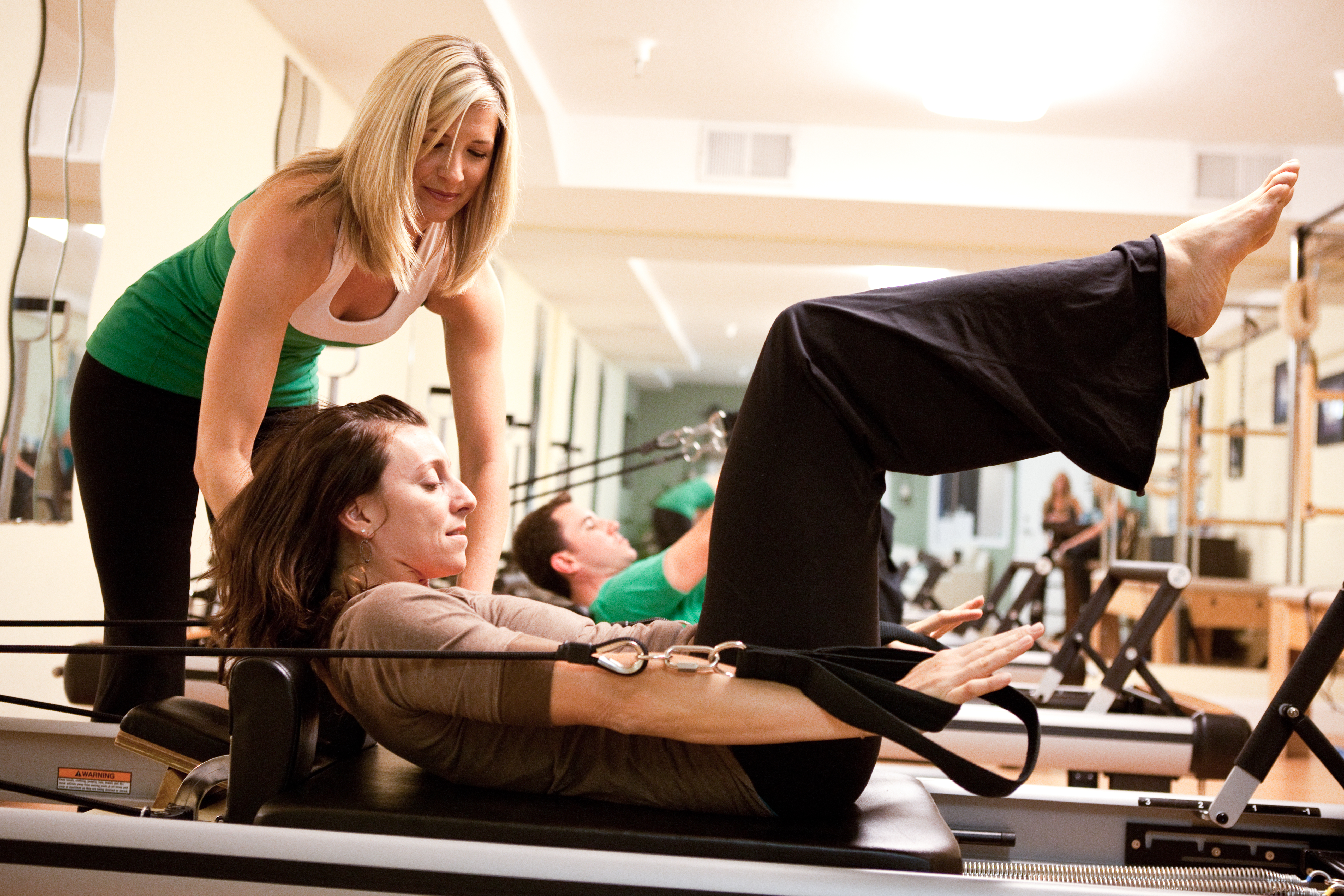 Best Pilates Studio: White House Pilates