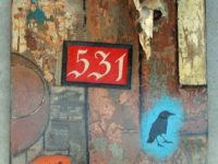 """""""531,"""" by Donald Rock, is among the work on view in the group show """"Affordable, Collectible, Original Art,"""" on view through Sunday at 608 North art gallery, 608 N. Francisca Ave., Redondo Beach. All work is priced at $300 or less! Call (310) 376-5777 or go to 608north.com. COURTESY OF 608 NORTH"""