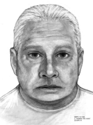 Police on Wednesday released a sketch of the suspect. Courtesy of MBPD
