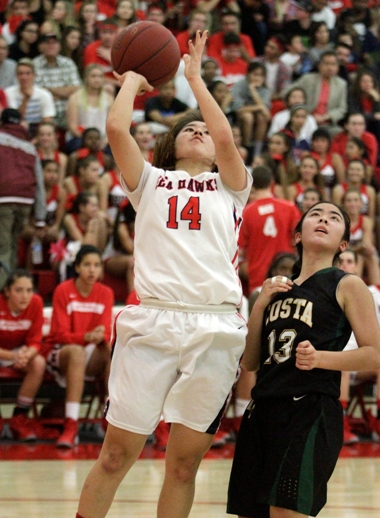 Redondo Union junior Nao Shiota was named to the All-CIF Division 2AA team. Photo by Ray Vidal