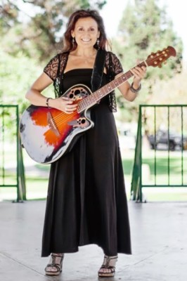 Tiki McPerson. Photo by April Reppucci