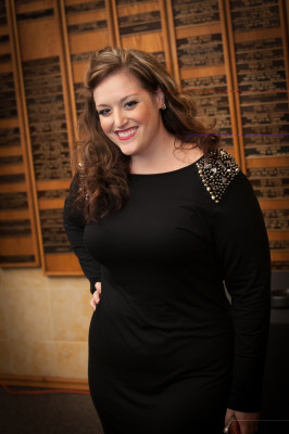 Jessica Hutchings is the cantor at Temple Menorah in Redondo Beach. Courtesy of Jessica Hutchings