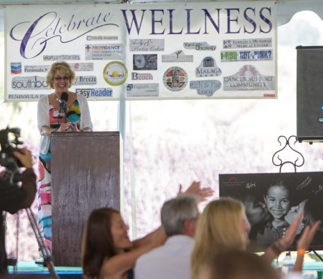 Join Cancer Support Community-Redondo Beach for the 18th annual Celebrate Wellness at the South Coast Botanic Garden