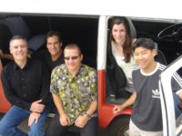 South Bay classic rock cover band Once More performs from 9 p.m. to 1:30 a.m. on Saturday at the Bull Pen, 314 Ave. I, Redondo Beach. L-r, Aris, Mark, George, Molly, and Rod. See OneMoreRocks.com. PHOTO COURTESY OF ONCE MORE