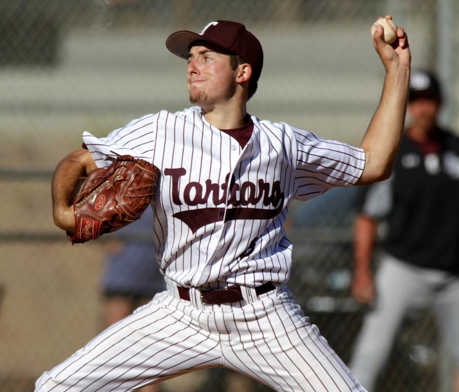 Torrance's Kyle Smith was named the CIF-SS Division 4 Most Valuable Player. Photo by Ray Vidal