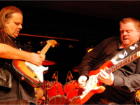 The Walter Trout Band and Danny Bryant, with special guest Jon Trout, perform at 9 p.m. on Thursday, July 31, at St. Rocke, 142 Pacific Coast Hwy, Hermosa Beach. $15. Call (310) 372-0035 or saintrocke.com. COURTESY DOUG DEUTSCH PUBLICITY
