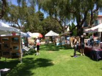 The Malaga Cove Art Show and Sale features about 30 artists, and it takes place outdoor in Malaga Cove Plaza on Saturday and Sunday from 10 a.m. to 5 p.m. Call Bernard Fallon at (310) 920-2184.