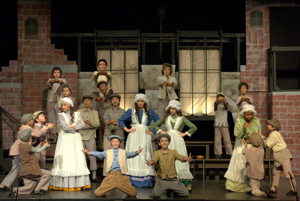 "This February the Belasco Theatre Company presented ""Oliver!"" COURTESY THE BELASCO THEATRE COMPANY"