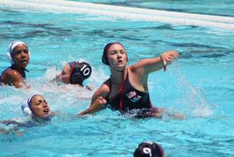 Former Mira Costa High School star Jordan Raney is considered one of the top youth water polo players in the nation.