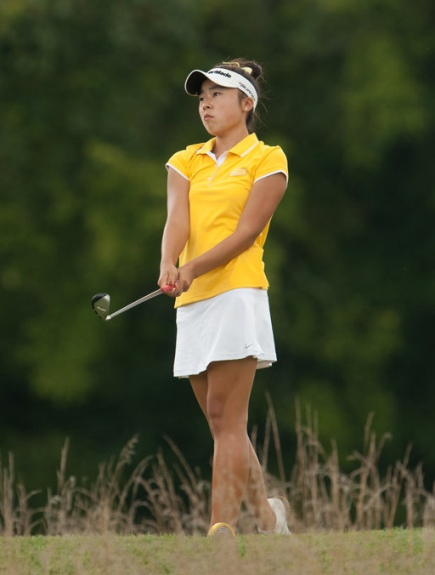 Robynn Ree, of Redondo Beach, tied for second at the Rolex Tournament of Champions. Photo courtesy of PGA Junior Series