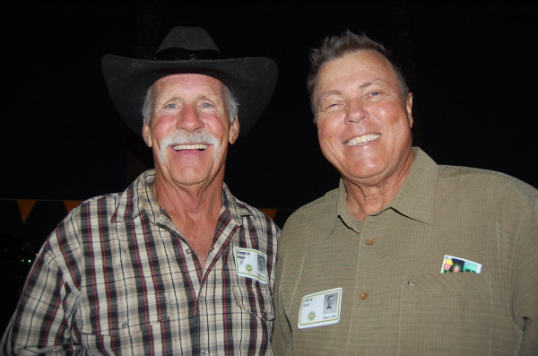 George Hayes, Jerry Striff