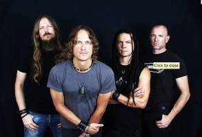 """The rock band Fuel, who hit the scene hard in 1998 with the massively popular single """"Shimmer,"""" brings their sound to Saint Rocke on Sunday, August 31 at 8:00 p.m. Tickets are $25 available at saintrocke.com or at the door, pending availability."""